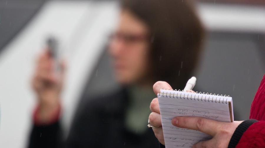10 Wege wie lokale Journalisten ihren Bereich besser decken können