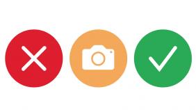Visuelle Kurzanleitung zur Verifizierung von Fotos